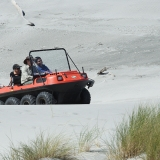 Our Argo is perfect for navigating the dunes